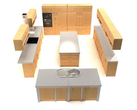 kitchen design service by studio kitchens costa blanca spain